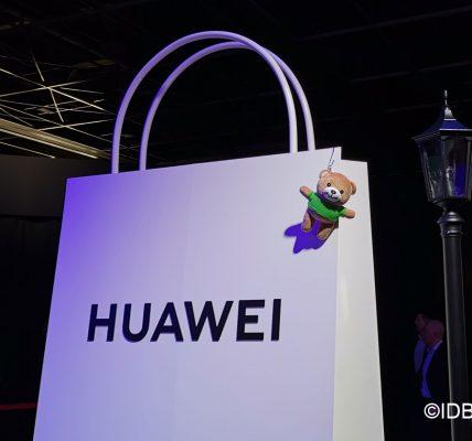 Huawei vend toujours plus de smartphones