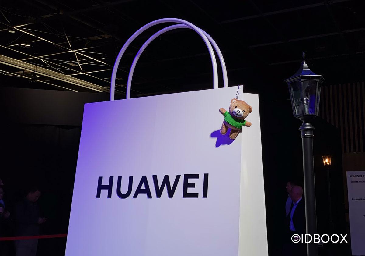 Huawei annonce des résultats records pour 2018