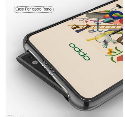 Oppo Reno une nouvelle sorte caméra pop-up
