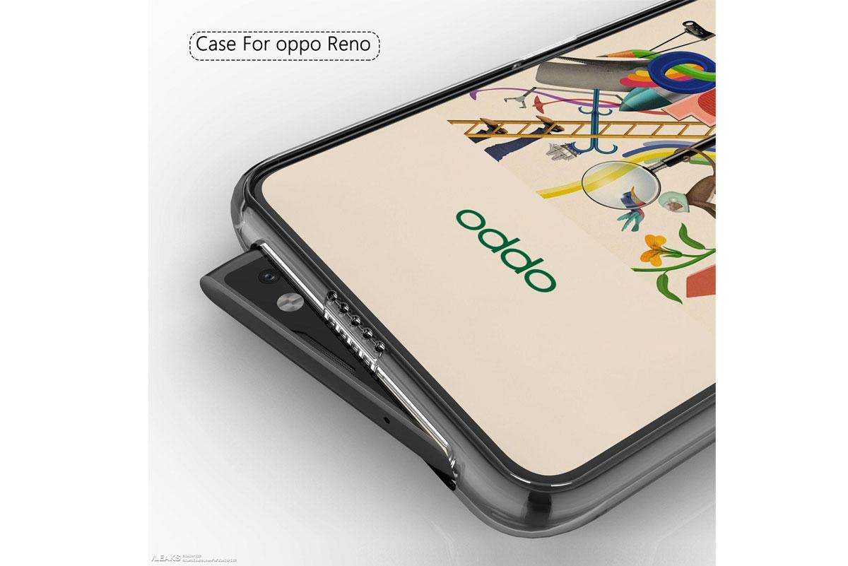 Oppo Reno une nouvelle sorte de caméra pop-up