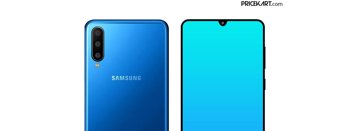 Samsung Galaxy A60 toutes les caractéristiques dévoilées