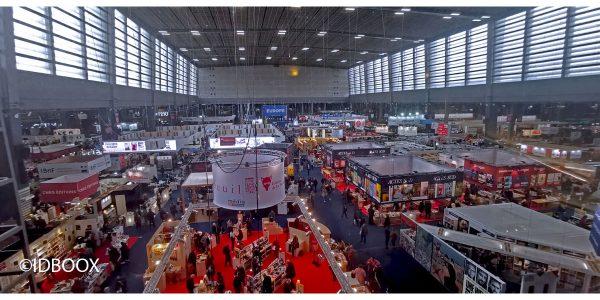 Salon Livre Paris 2019 retour en images