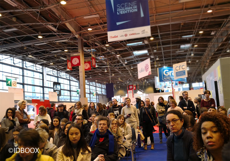 forum des métiers livre paris 2019