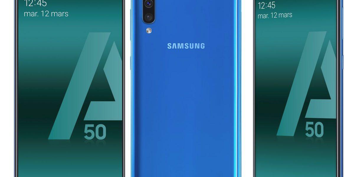 Le Samsung Galaxy A50 déjà dispo en France