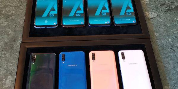 Ventes smartphones en Europe Q2 2019