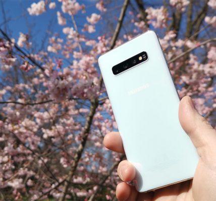 Samsung veut cacher les caméras sous l'écran