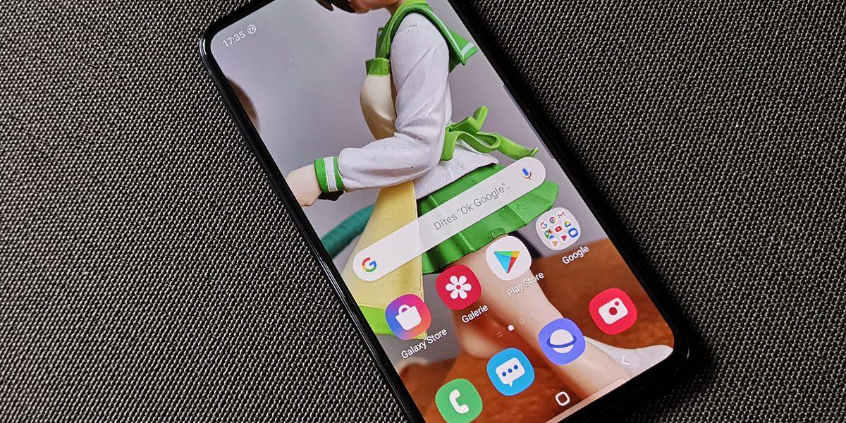 Samsung Galaxy S10e test du smartphone compact presque parfait