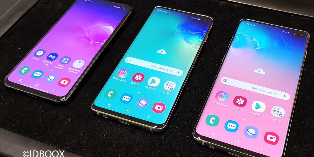 Samsung Galaxy S10 les prévisions de ventes s'envolent déjà