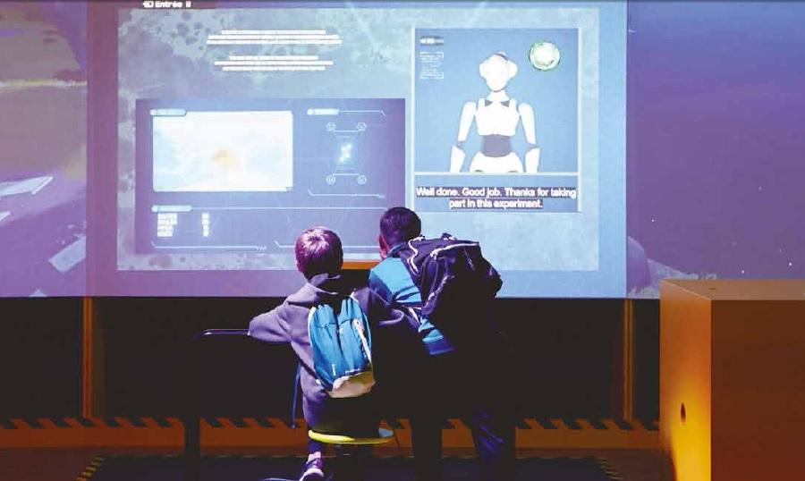 labo e-lab cite des sciences jeu vidéo