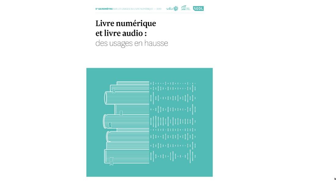 livre numérique livre audio barometre 2019
