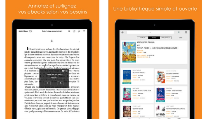 pick and read numilog ebook