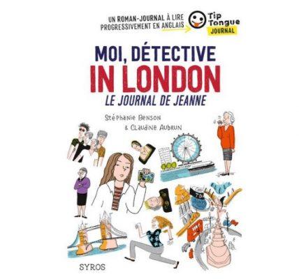 tip tongue journal livre anglais francais