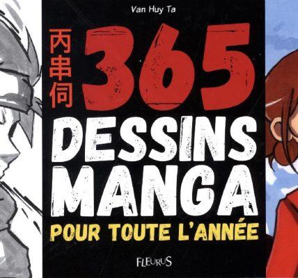 365 dessins manga coloriage dessins livre
