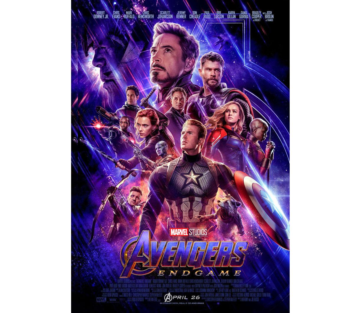 Avengers Endgame critique sans spoilers - Marvel Studios Disney