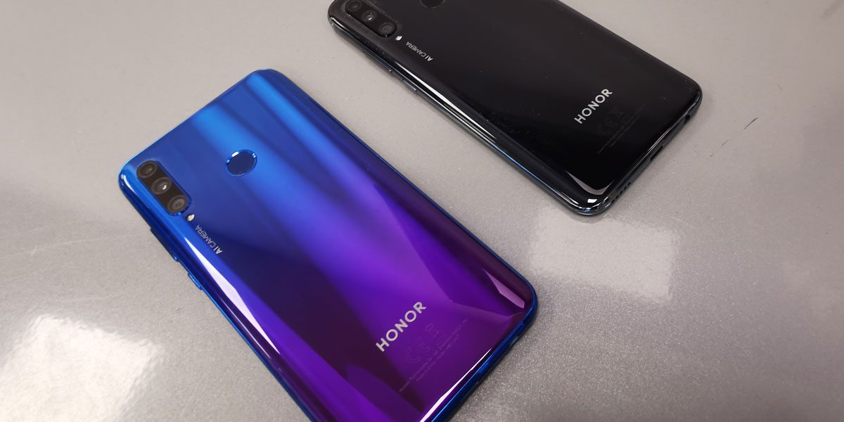 Honor 20 lite disponible