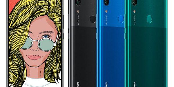 Huawei P Smart Z et se caméra frontale rétractable dispo en France