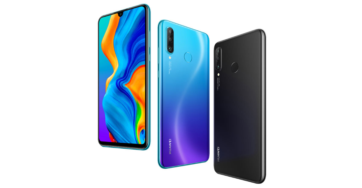 Huawei P30 Lite disponible en France et en promo