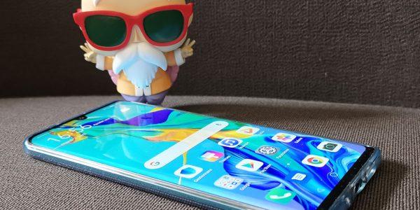 Huawei P30 Pro une appli pour cacher l'encoche