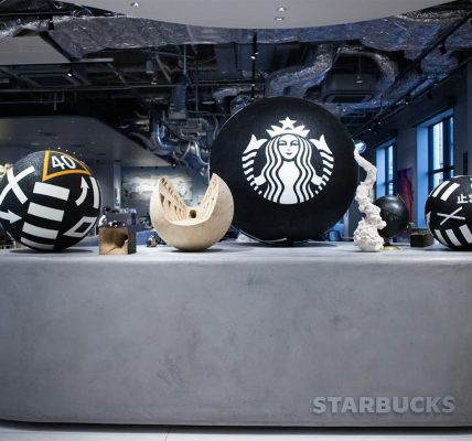 Japon un Starbucks se transforme en galerie d'art