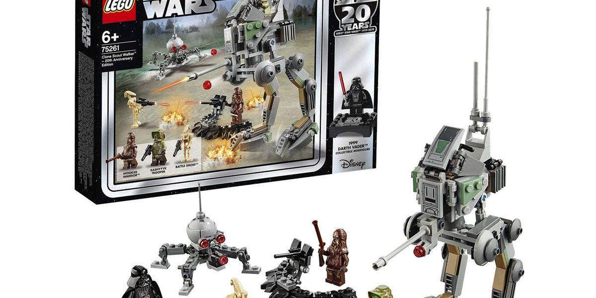 Lego Star Wars fête ses 20 ans