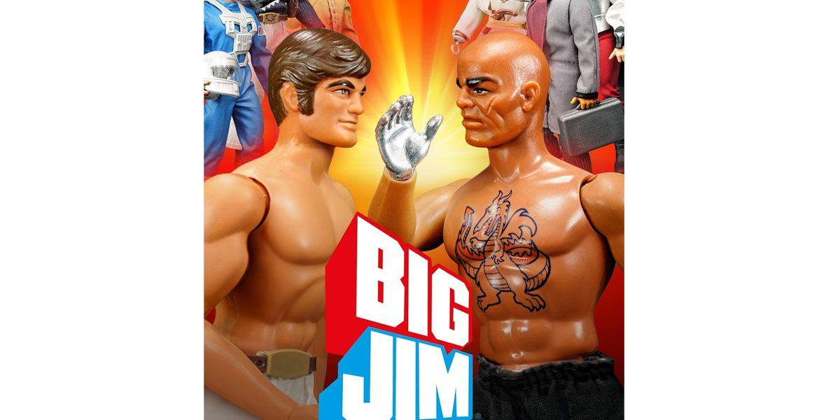 Livre Big Jim Un Monde d'Aventures paru chez Bragelone