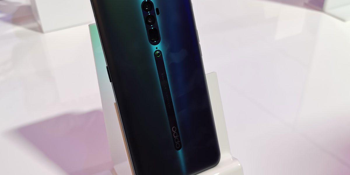 Le Oppo REno 10x s'offre un nouveau zoom x60