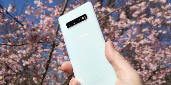 Samsung galaxy s10 plus bon plan