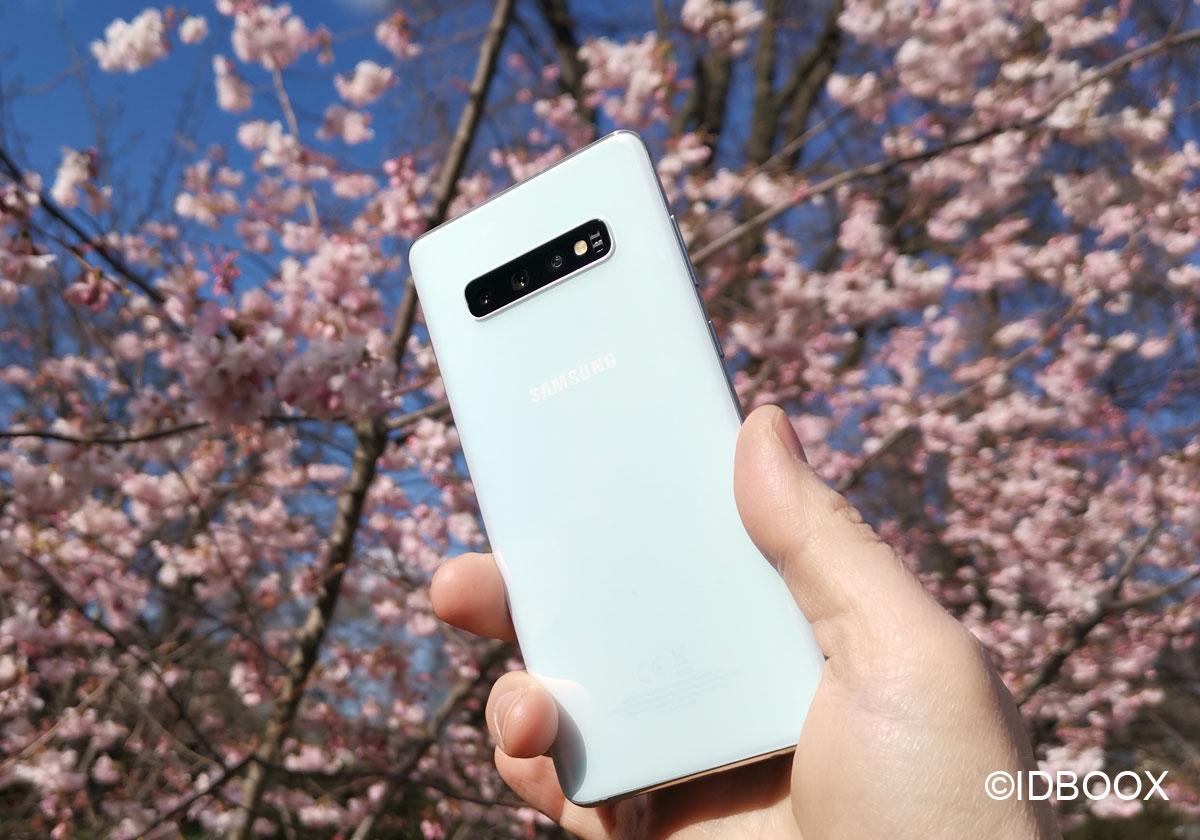 Samsung présente un capteur photo de 64 MP