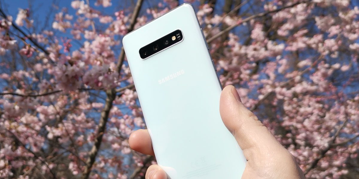 Samsung Galaxy S10 Plus trucs et astuces
