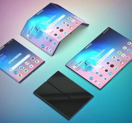 Samsung prépare deux autres smartphones pliables