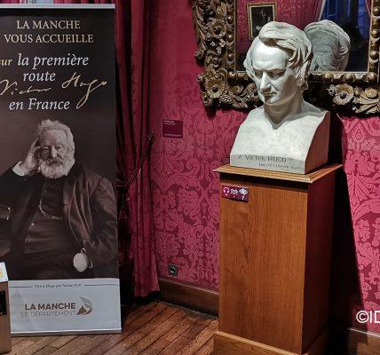 La première route Victor Hugo en France