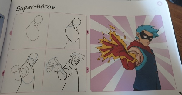 365 Dessins Manga Apprends à Les Dessiner En 4 étapes Idboox