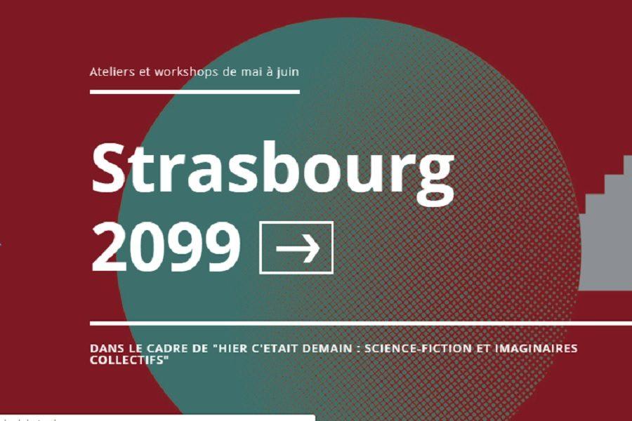 strasbourg 2099 livre audio