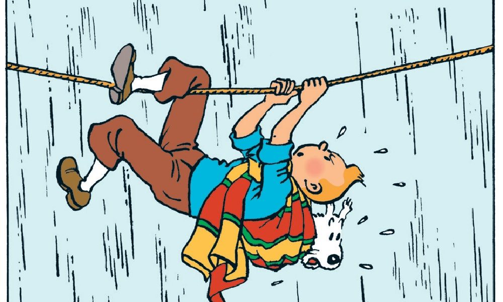 tintin podcast france culture