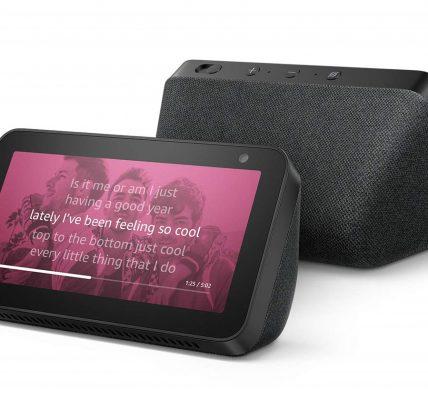 Le Amazon Echo Show 5 disponible en France