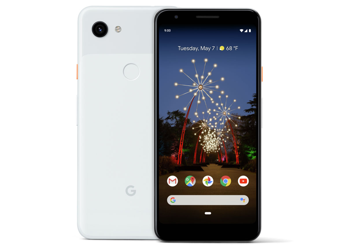Google Pixel 3a - le top de la photo à petit prix