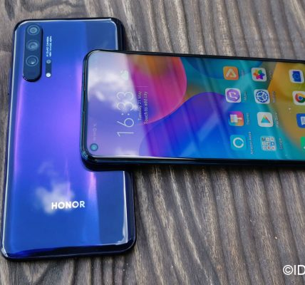 Honor 20 Pro pocketvision accessibilite