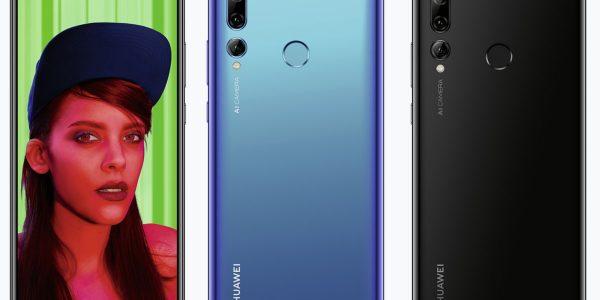 Huawei P SMart Plus disponible en France