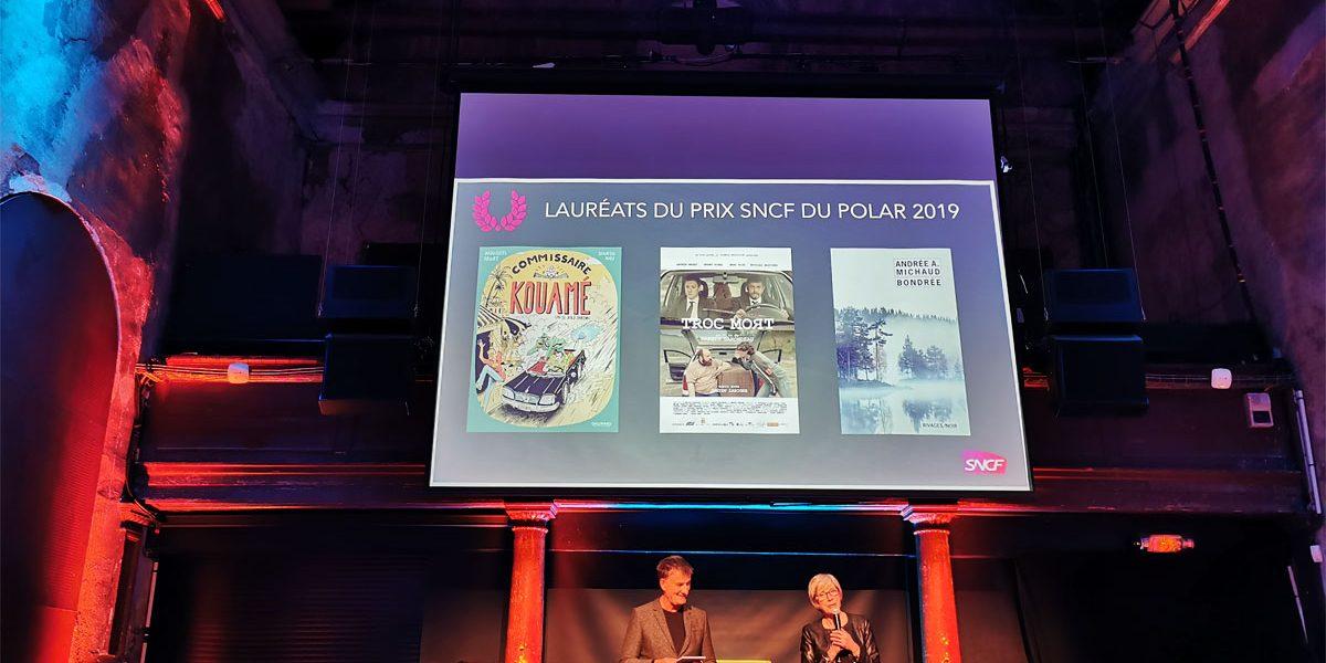 Livre - Prix SNCF du Polar 2019