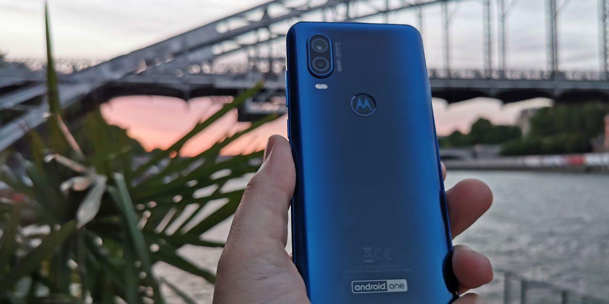 Motorola One Vision prise en main en vidéo