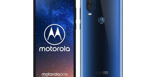 Motorola One Vision lancé en France