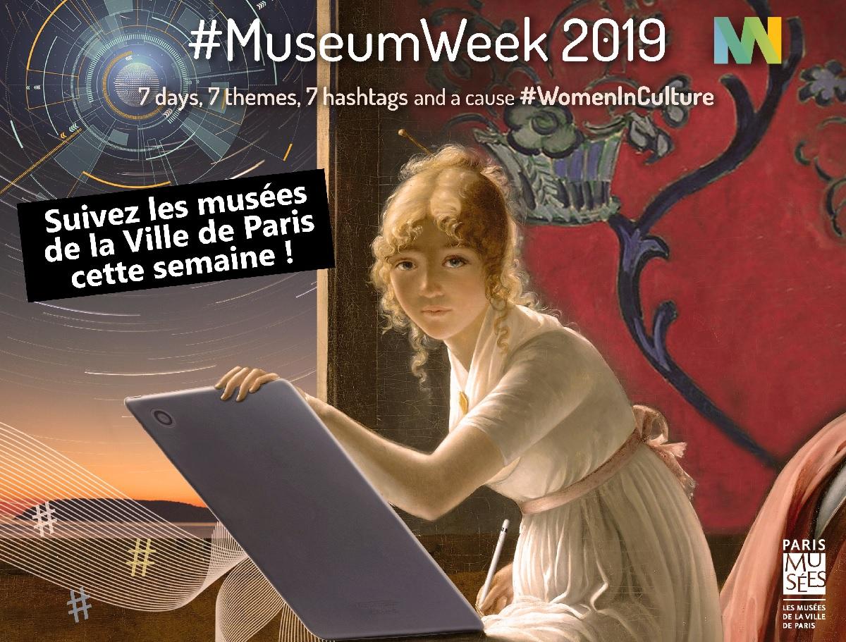 Museumweek musee twitter