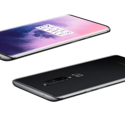 OnePlus 7 Pro comparé au OnePlus 7