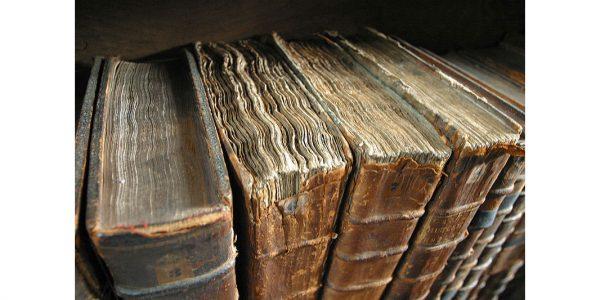 odeur vieux livres