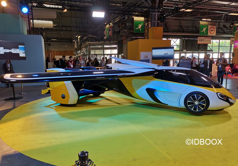 Voiture volante Aero Mobile
