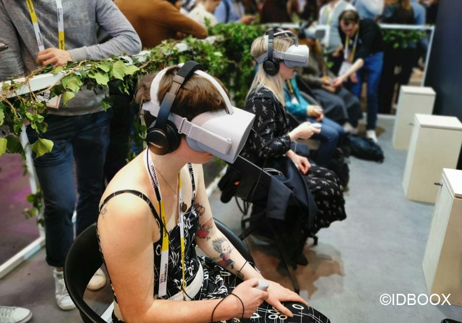 Facebook casque Oculus réalité virtuelle