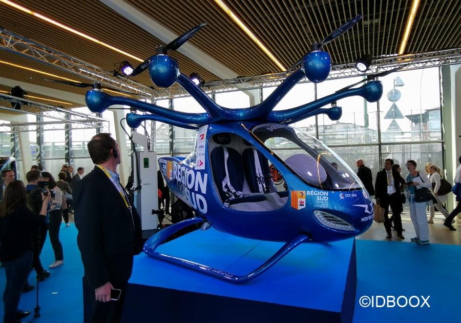 Drone Taxi de Hover Taxi