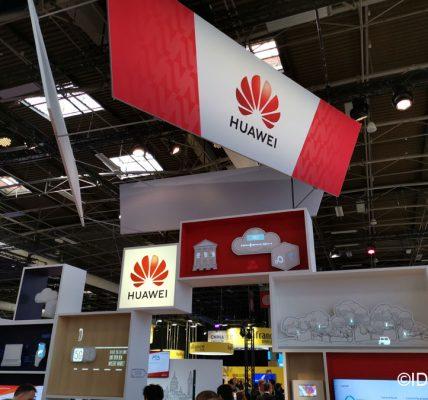Huawei au coude à coude avec Samsung en zone EMEA