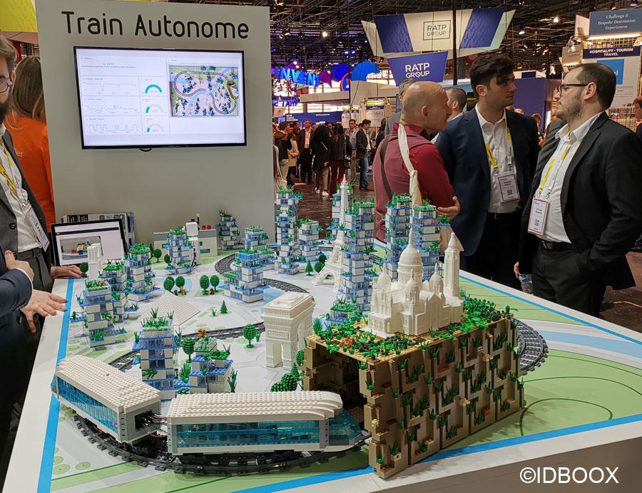 Vivatech-2019-Le Train Autonome - Magellan Partners