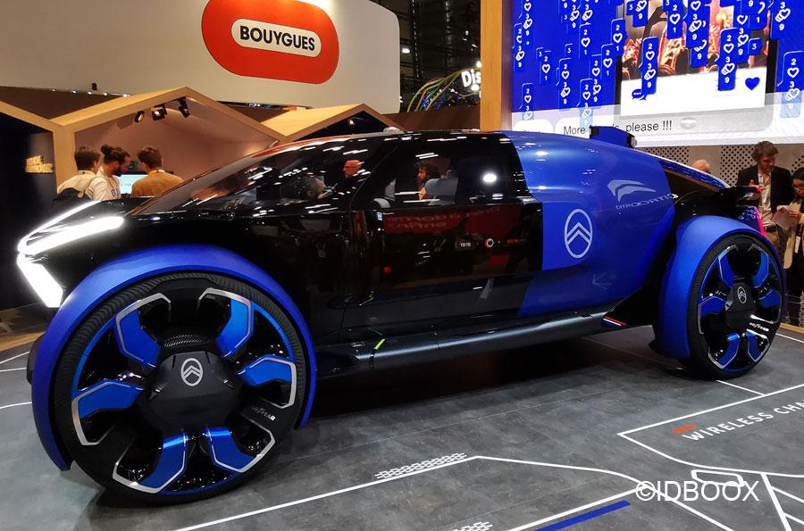 Vivatech 2019 Voiture Citroën
